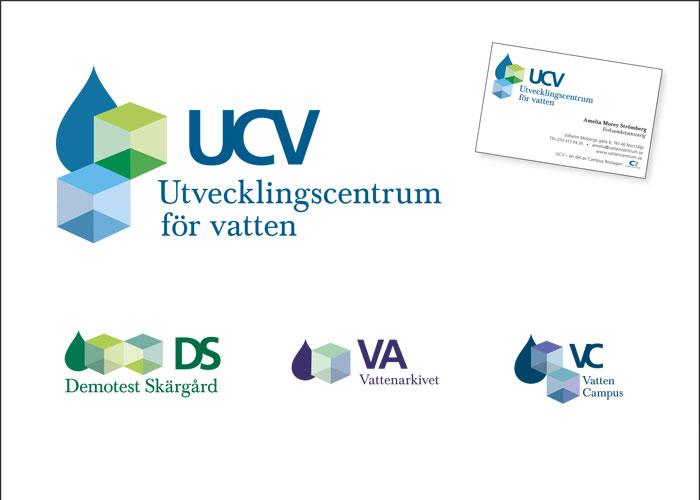 logo Utveckling Centrum för Vatten