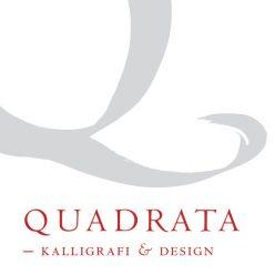 QUADRATA – kalligrafi och design