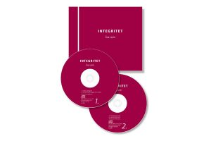 design, bök och cd-paket, Isis Förlag