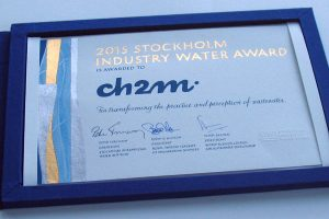 Stockholm Industri Water Award