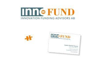 logotyp, InnoFund