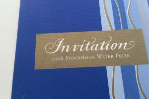 inbjudan SWP bankett 2006